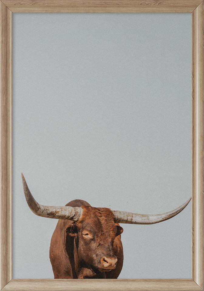 western art print